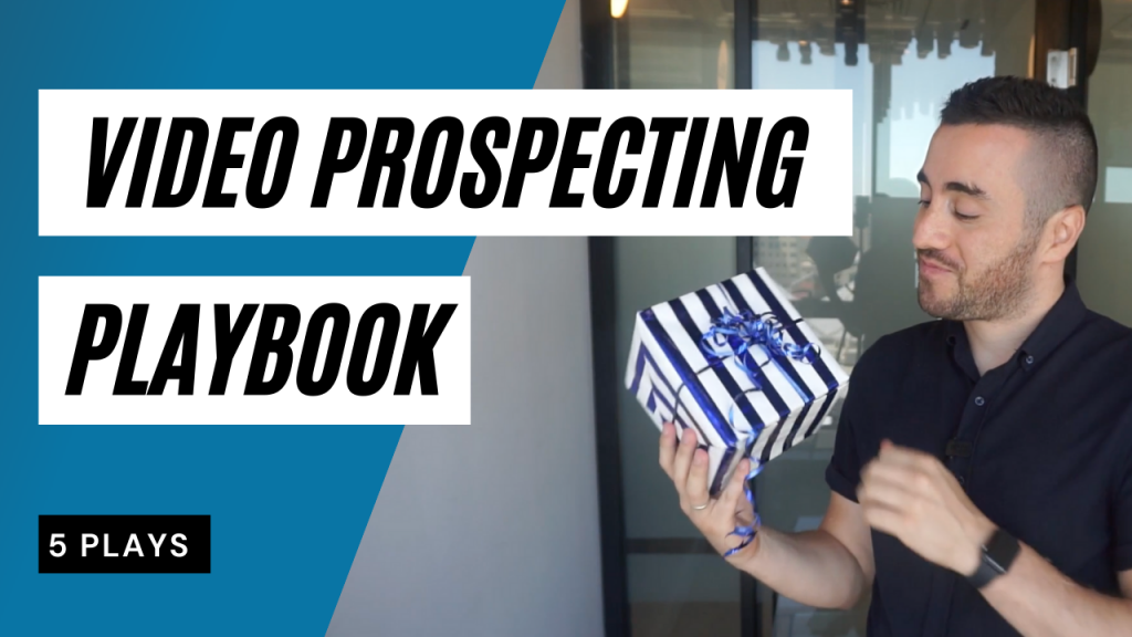 Video prospecting playbook with real examples