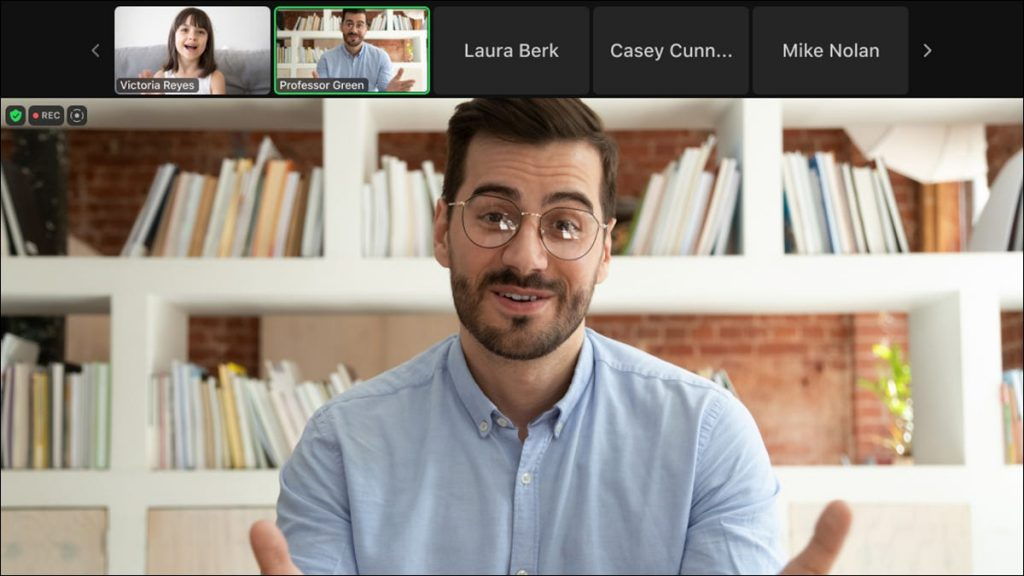 Benefits of video prospecting: video conferencing
