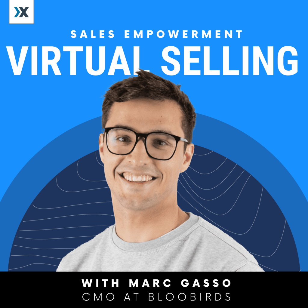 Marc Gasso CMO at Bloobirds